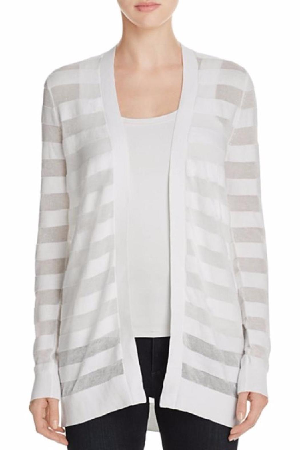 Michael by Michael Kors Sheer Striped Cardigan from Toronto by The ...