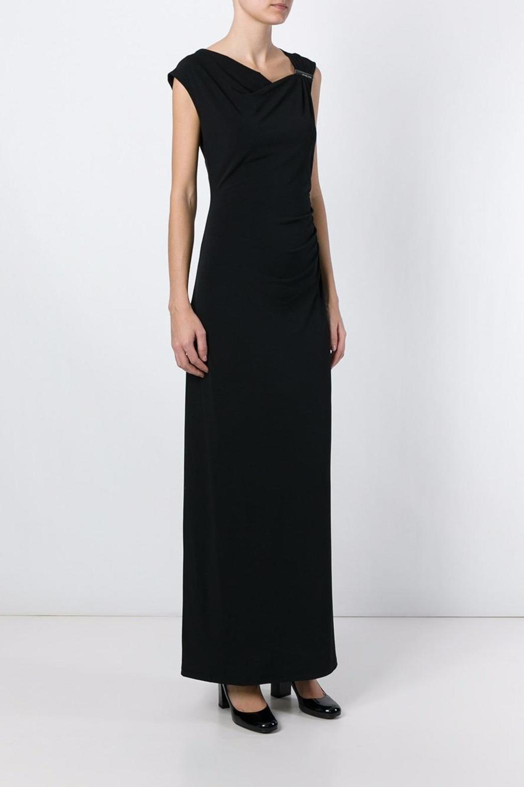 Michael by Michael Kors Side Slit Gown - Main Image