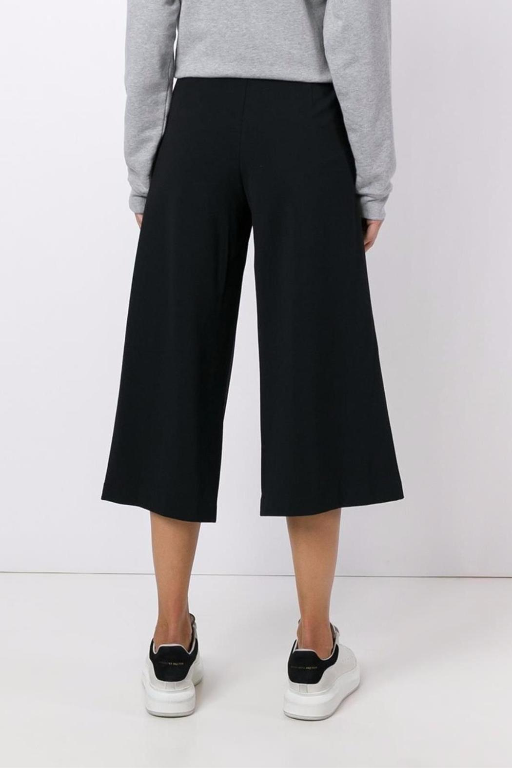 Michael by Michael Kors Side Zip Gaucho - Side Cropped Image