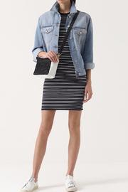 Michael by Michael Kors Striped Shirt Dress - Side cropped