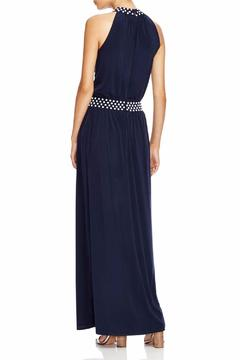 Michael by Michael Kors Studded Halter Maxi Dress - Alternate List Image