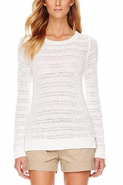 Michael by Michael Kors Tape Yarn Knit Top - Product List Image