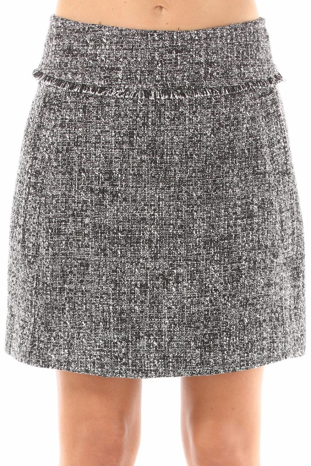 Tweed Mini Skirt by The Boutique , Toronto