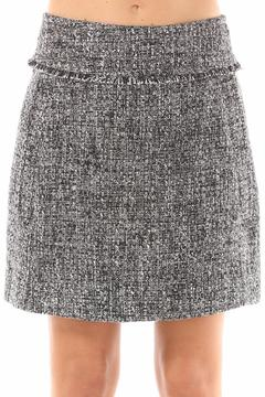 Michael by Michael Kors Tweed Mini Skirt - Product List Image