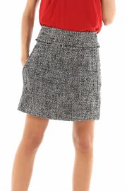 Michael by Michael Kors Tweed Mini Skirt - Front cropped