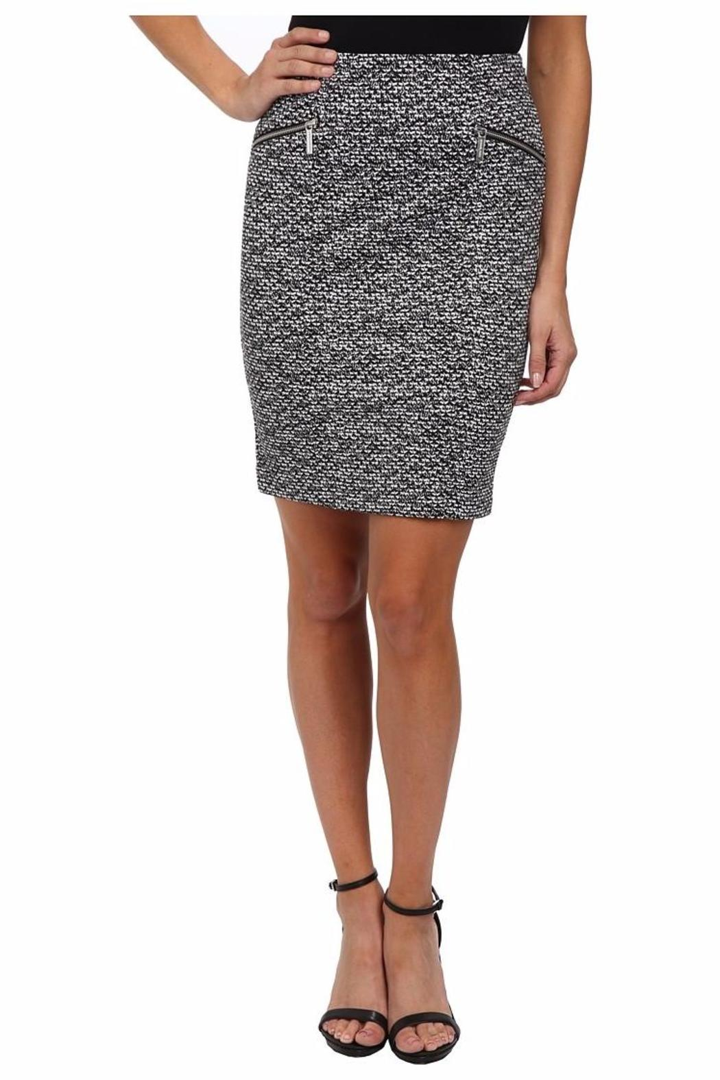 Michael by Michael Kors Woodbridge Pencil Skirt - Front Cropped Image