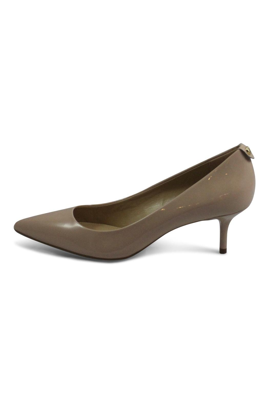 Michael Kors Beige Pointy Heel - Front Cropped Image