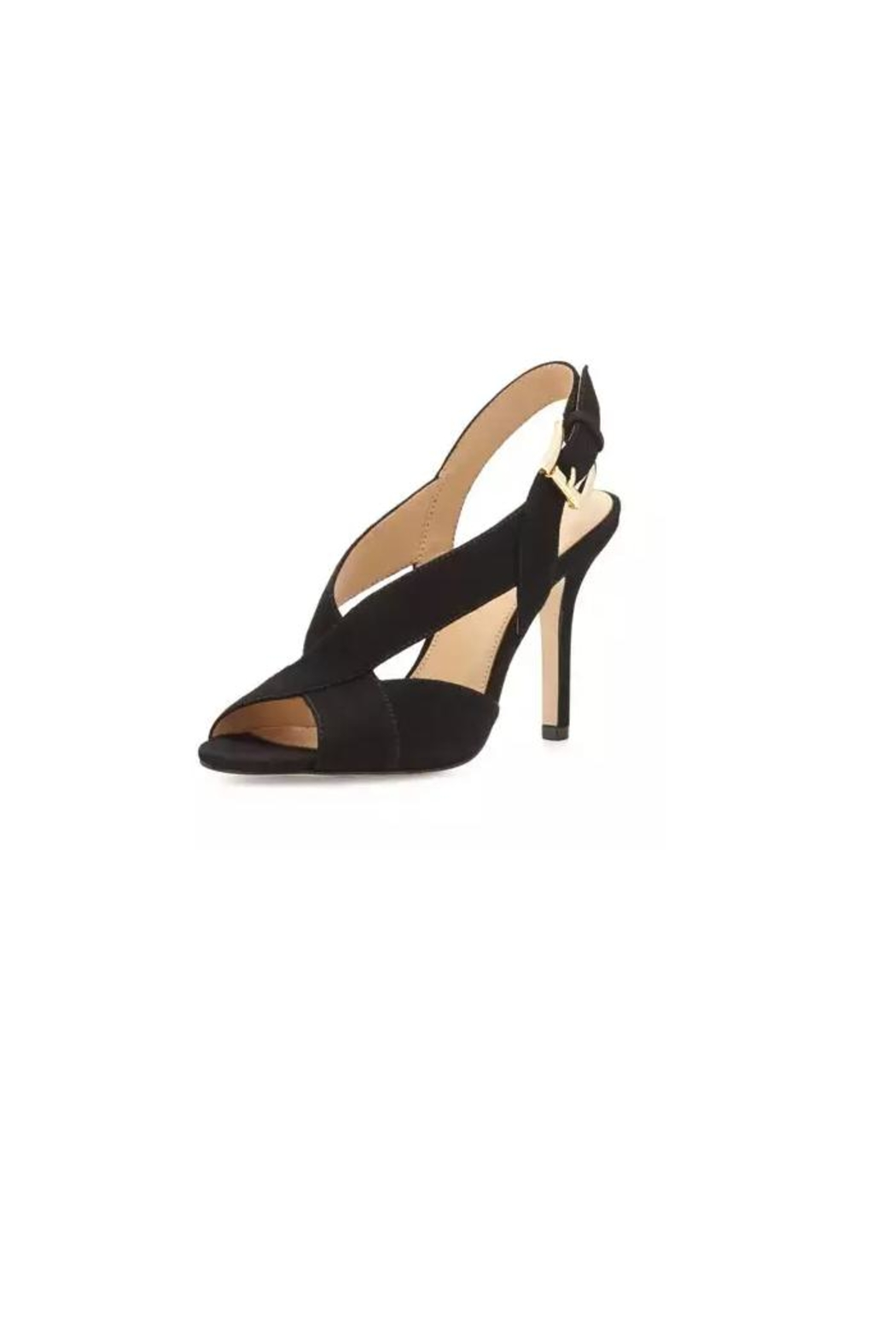 702ce0415b9 Michael Kors Black Suede Heels from Canada by Moxxi — Shoptiques