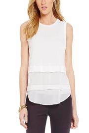Michael Kors Bottom Layered Tank - Product Mini Image