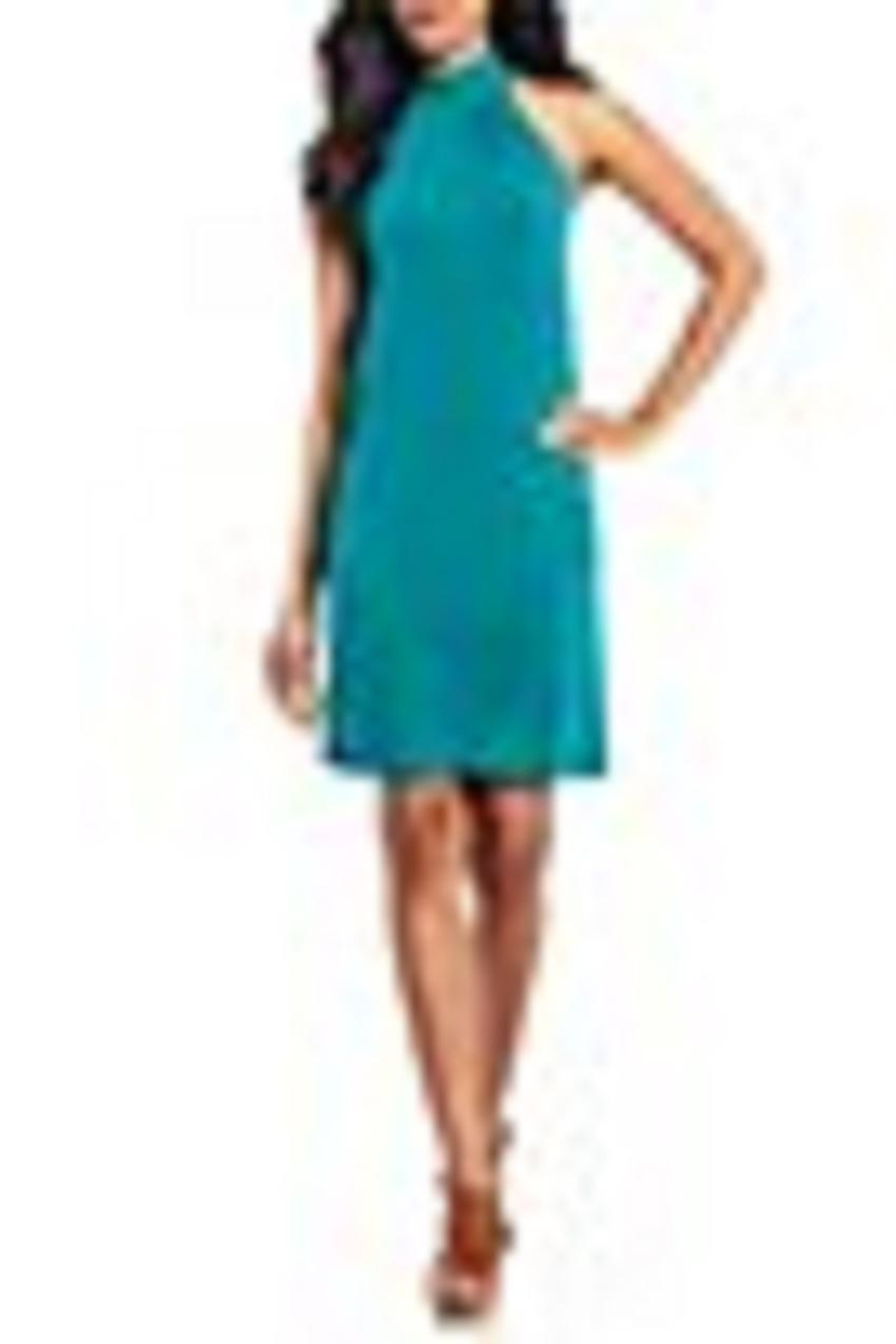 Michael Kors Halter Matte-Jersey Dress from Toronto by The Boutique ...