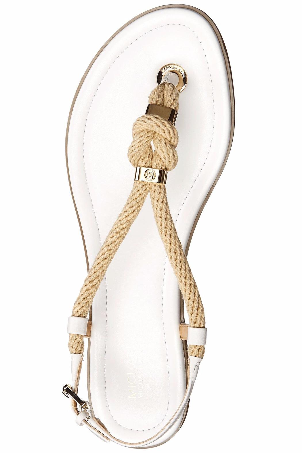 09e081e4f973 Michael Kors Holly Rope-Trim Sandal from Edmonton by Modern Sole ...