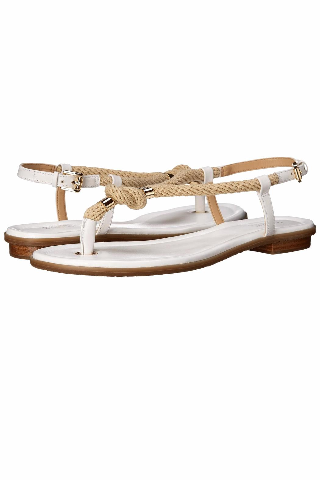 85c955e30cc2 Michael Kors Holly Rope-Trim Sandal from Edmonton by Modern Sole ...