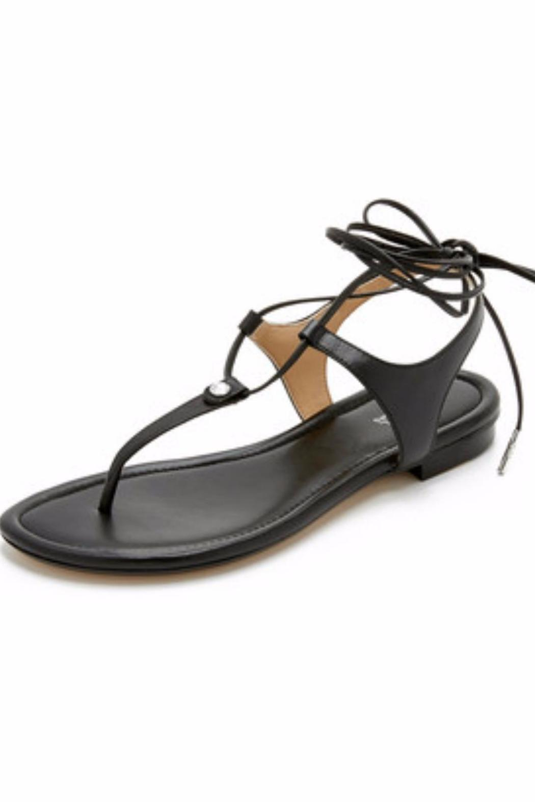Michael Kors Lace Up Sandal from Canada