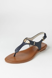 Michael Kors Leather Thong Sandal - Product Mini Image