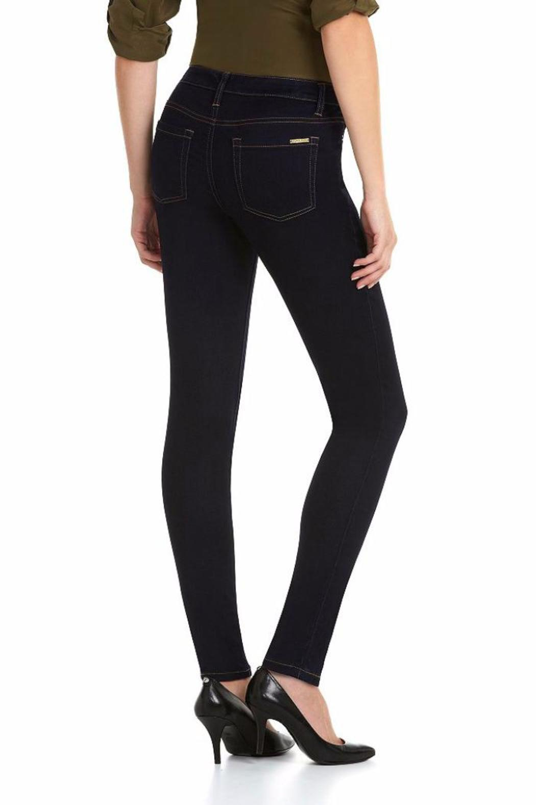 Michael by Michael Kors Mk Denim Skinny - Front Full Image