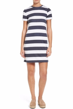 Shoptiques Product: Striped Rugby Dress