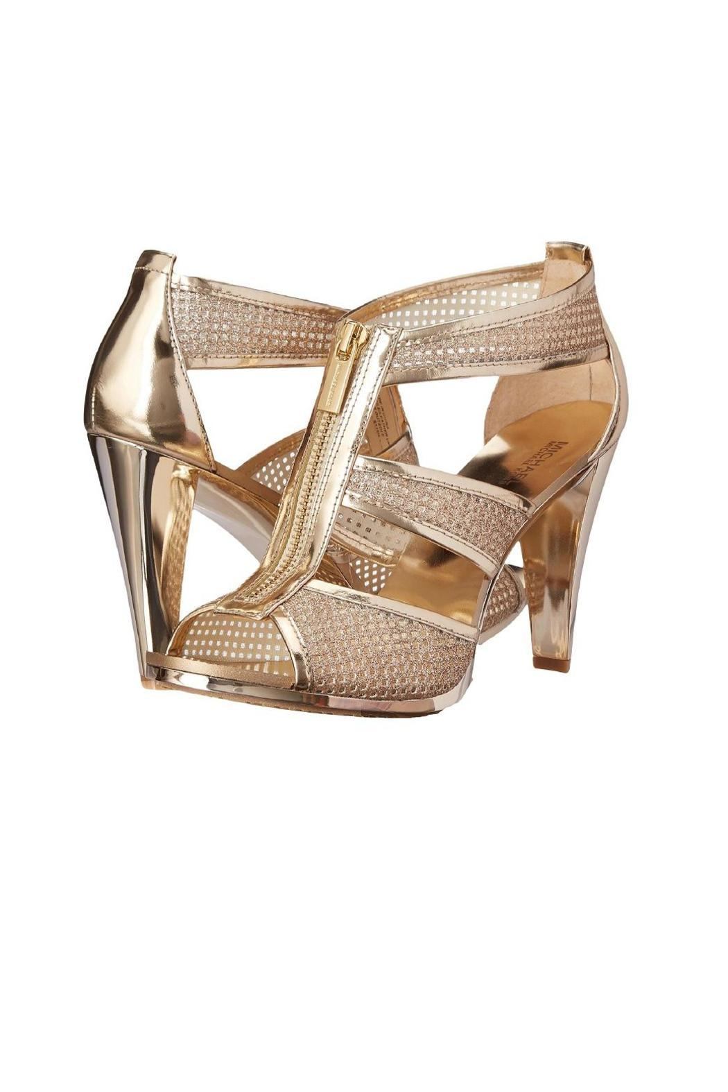 michael kors t strap high heel from canada by modern sole. Black Bedroom Furniture Sets. Home Design Ideas