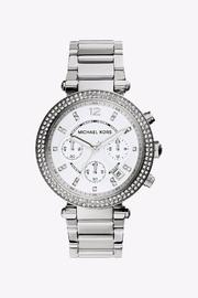 Michael Kors Watches Parker Silver-Tone - Product Mini Image