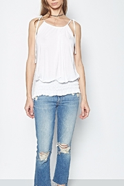 Michael Lauren Banjo Smocked Hem - Front cropped
