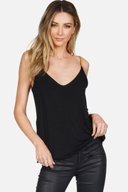 Michael Lauren Beau V-Neck Tank - Product Mini Image