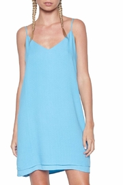 Michael Lauren Chance Spaghetti Dress - Product Mini Image