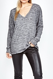 Michael Lauren Harris V-Neck Pullover - Front cropped