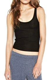 Michael Lauren Mason Rib Tank Top - Product Mini Image
