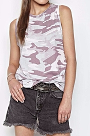 Michael Lauren Pink Camo Racer - Product Mini Image