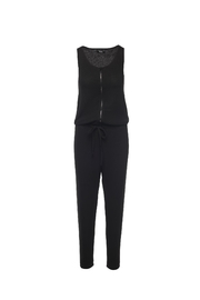 Michael Lauren Tank Zipper Jumsuit - Product Mini Image
