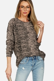 Michael Lauren Tiger Vintage Pullover - Product Mini Image