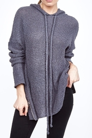 Michael Lauren Vassar Hoodie Sweater - Front cropped