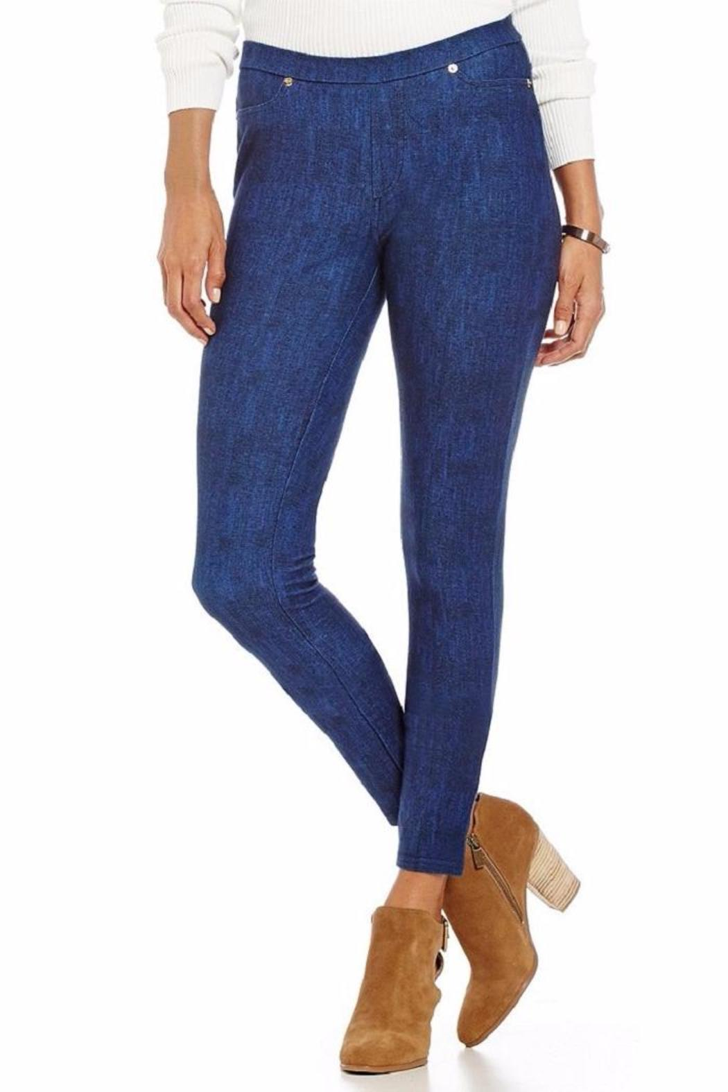 MICHAEL Michael Kors Classic Wash Leggings - Front Full Image