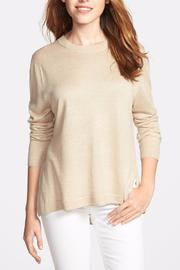 MICHAEL Michael Kors High Low Sweater - Product Mini Image