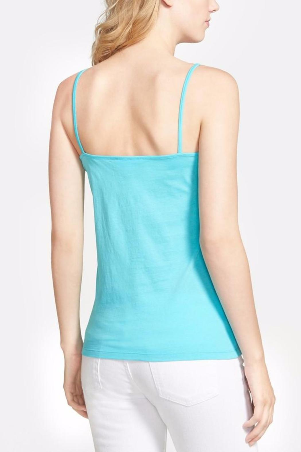 MICHAEL Michael Kors Logo Medallion Camisole - Front Full Image