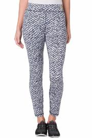 MICHAEL Michael Kors Tied Batik Print Leggings - Product Mini Image