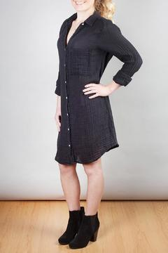 Shoptiques Product: Button Down Shirt Dress