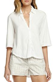 Michael Stars Button-Up Cropped Shirt - Product Mini Image