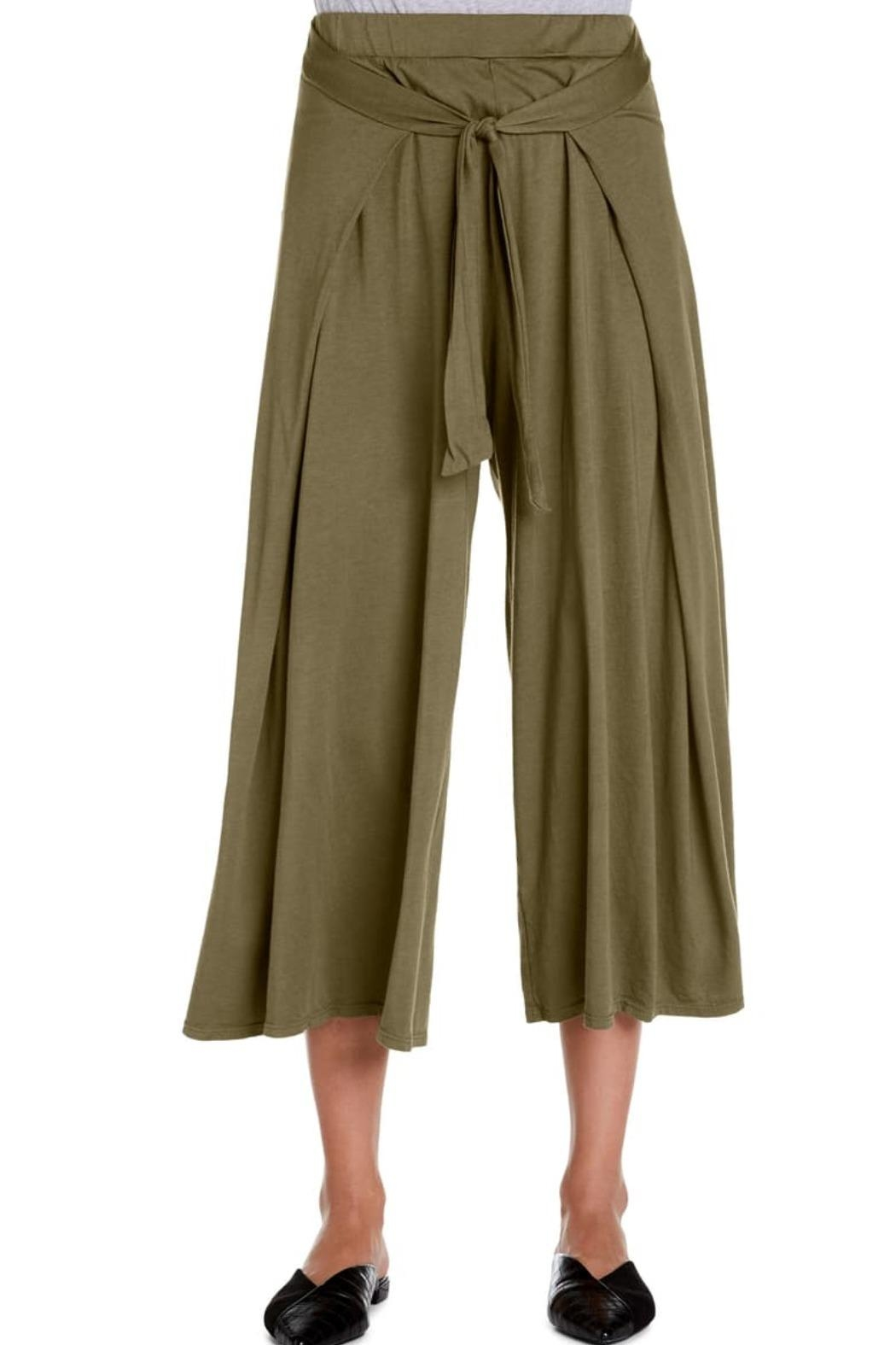 Michael Stars Clarissa Culotte - Front Cropped Image
