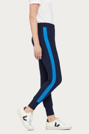 Michael Stars Colorblock Slim Jogger - Front cropped