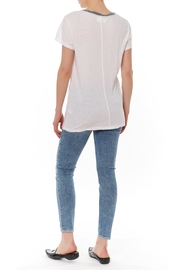 Shoptiques Product: Crew Neck Tee - Front full body