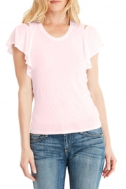 Michael Stars Flutter Sleeve Top - Product Mini Image