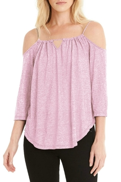 Michael Stars Pink Loose Top - Product List Image
