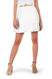 Michael Stars Gauze Peasant Skirt - Product Mini Image
