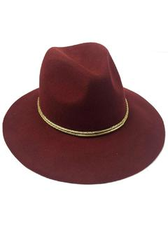 Shoptiques Product: Gilded Rancher Hat