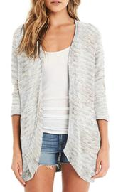 Michael Stars Linen Blend Cardigan - Product Mini Image