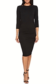 Michael Stars Little Black Dress - Front cropped