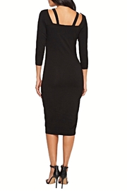 Michael Stars Little Black Dress - Front full body