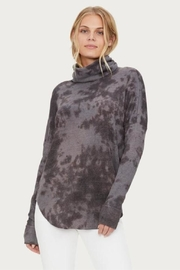 Michael Stars Marcy Tiedye Thermal - Front cropped