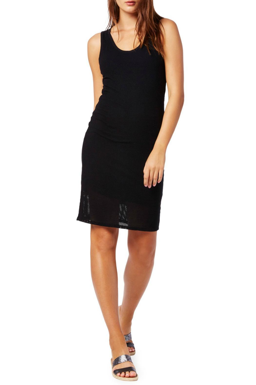 Michael Stars Mesh Midi Dress - Main Image