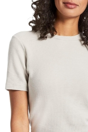 Michael Stars Mila Cropped Tee - Back cropped